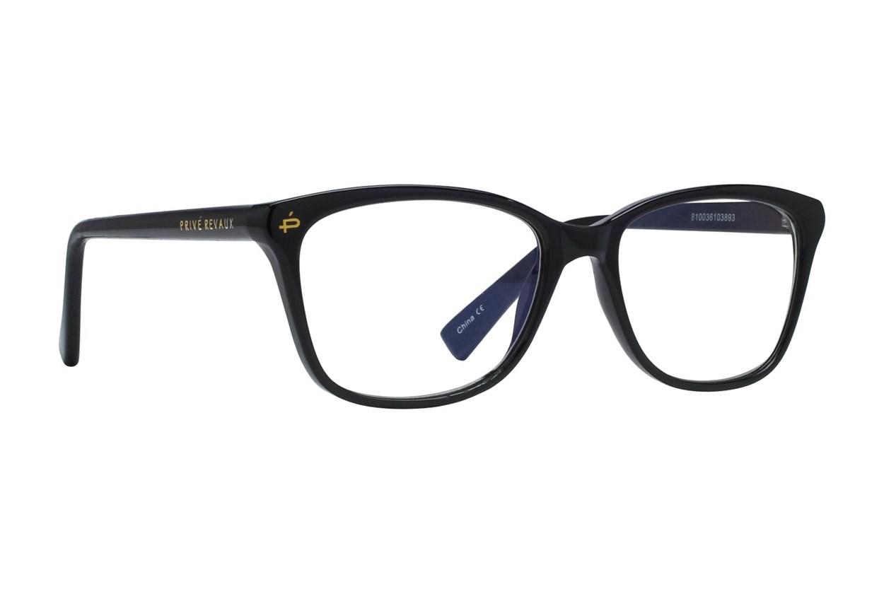 Prive Revaux The Analyst Reader Black ReadingGlasses