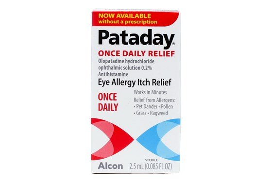 Alcon Pataday® Once Daily Relief 2.5ml DryRedEyeTreatments
