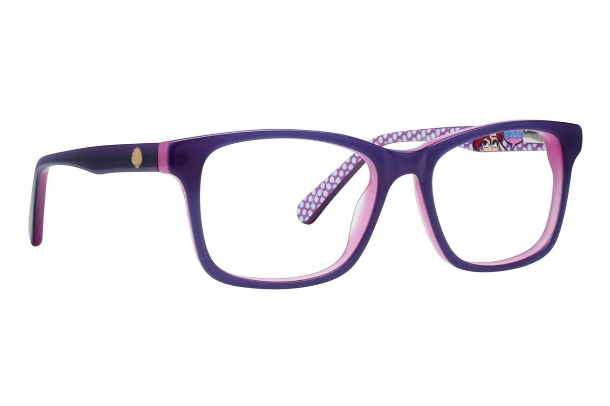 Disney Princess PRE907 Purple Eyeglasses