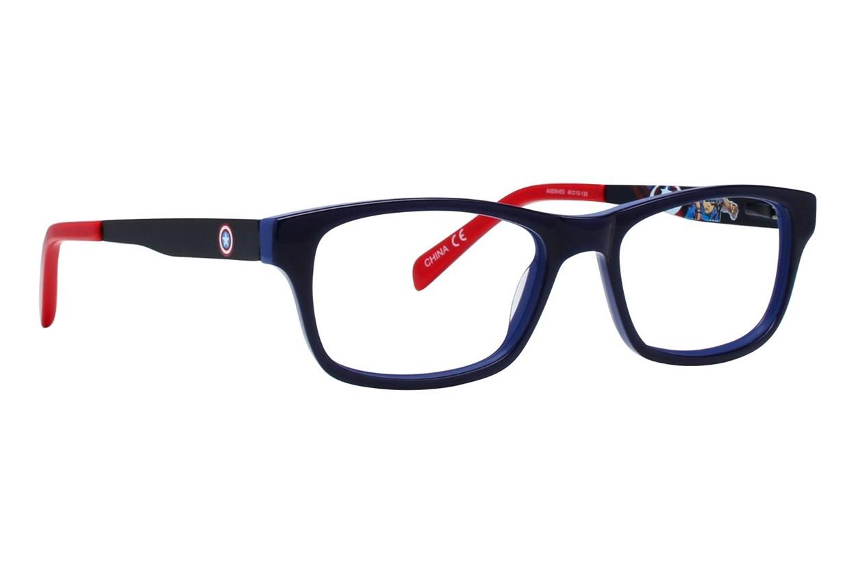Marvel Avengers AVE904 Blue Eyeglasses
