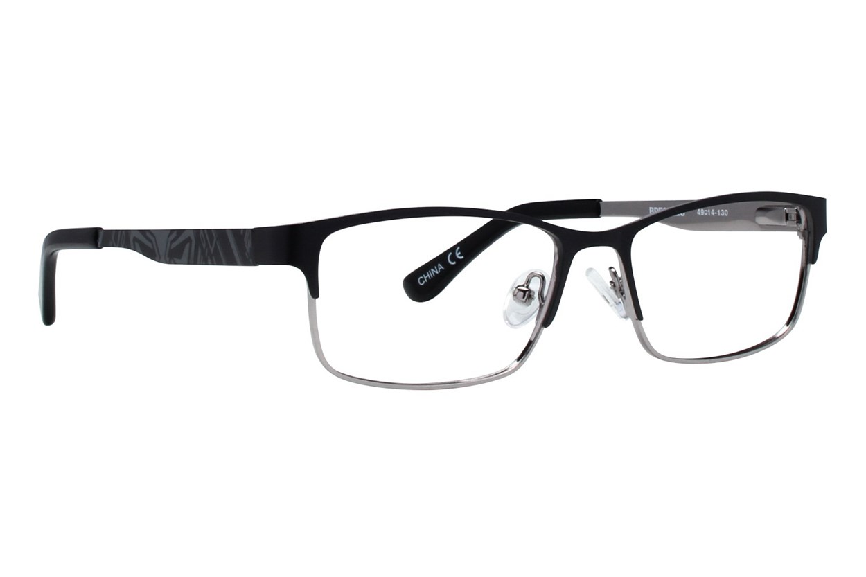 Marvel Black Panther BPE902 Black Eyeglasses