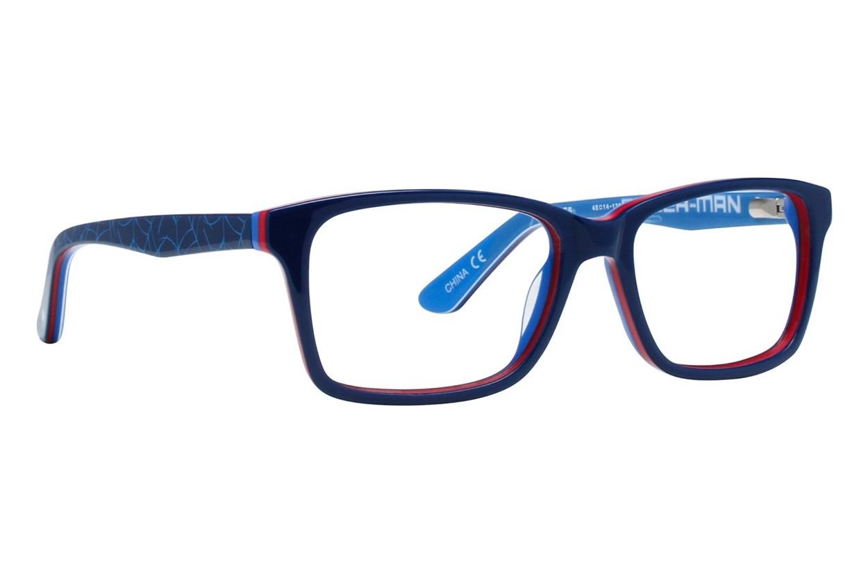 Spider-Man SME901 Blue Eyeglasses