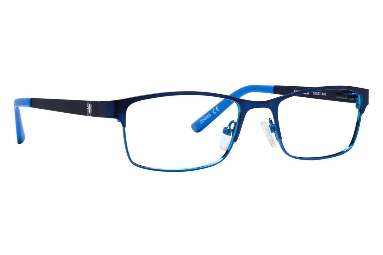 Spider-Man SME903 Blue Eyeglasses
