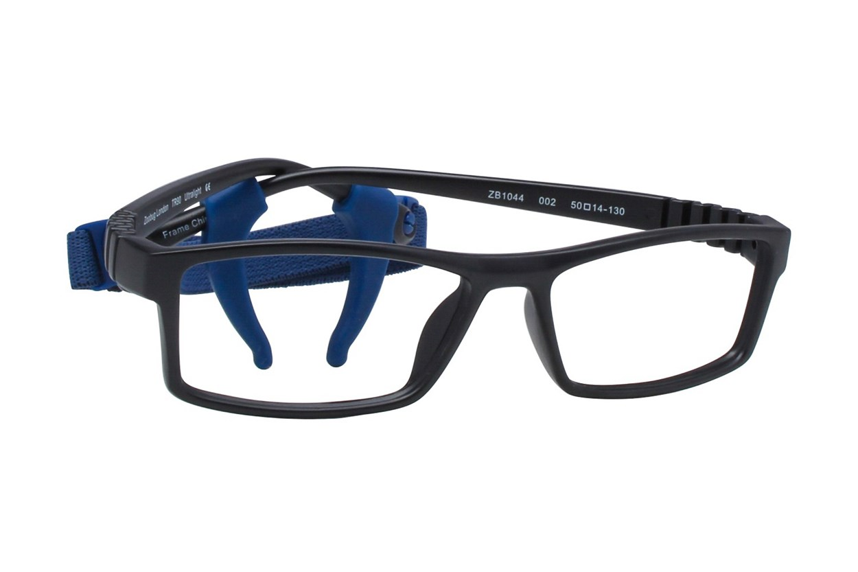 Zoobug ZB1044 Black Eyeglasses