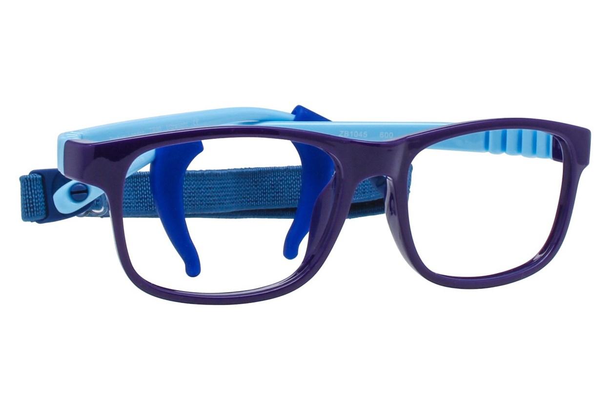 Zoobug ZB1045 Blue Eyeglasses