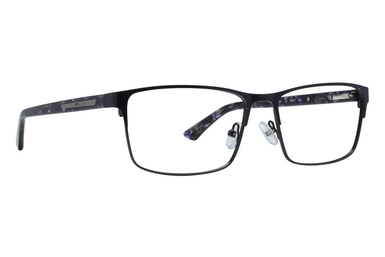 Hackett London Large Fit HEK1244 Black Eyeglasses