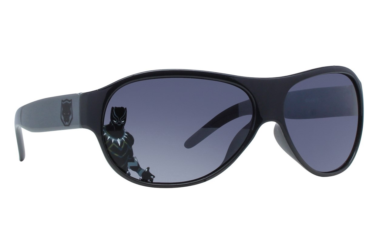 Marvel Black Panther CPBP901 Black Sunglasses