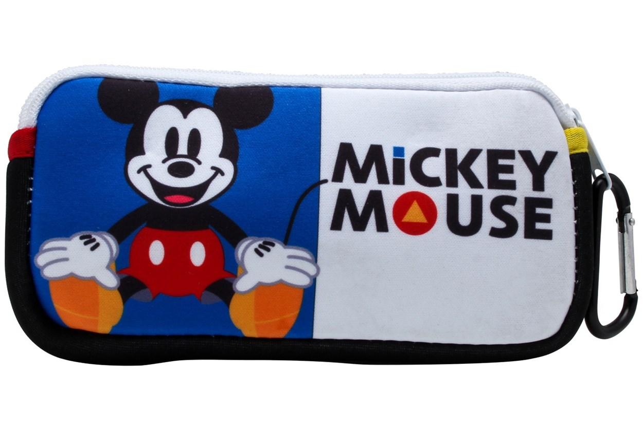 Alternate Image 1 - Disney Mickey CPMM902 Black Sunglasses