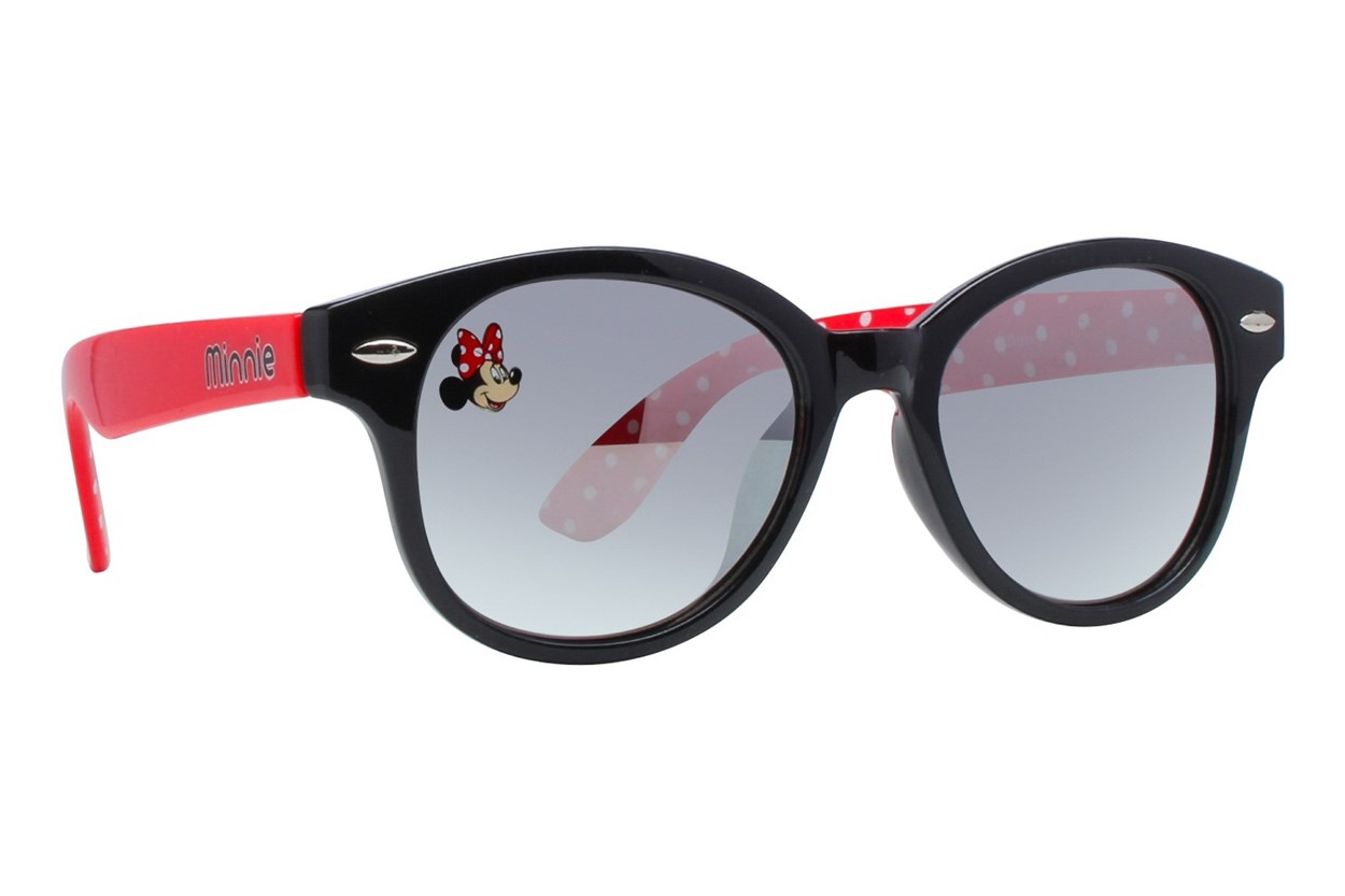 Disney Minnie CSME901 Black Sunglasses