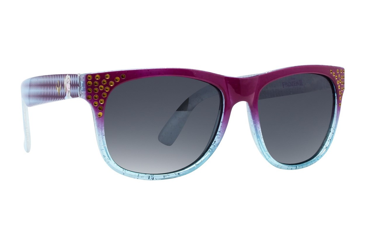 Disney Frozen CSFZT204 Purple Sunglasses