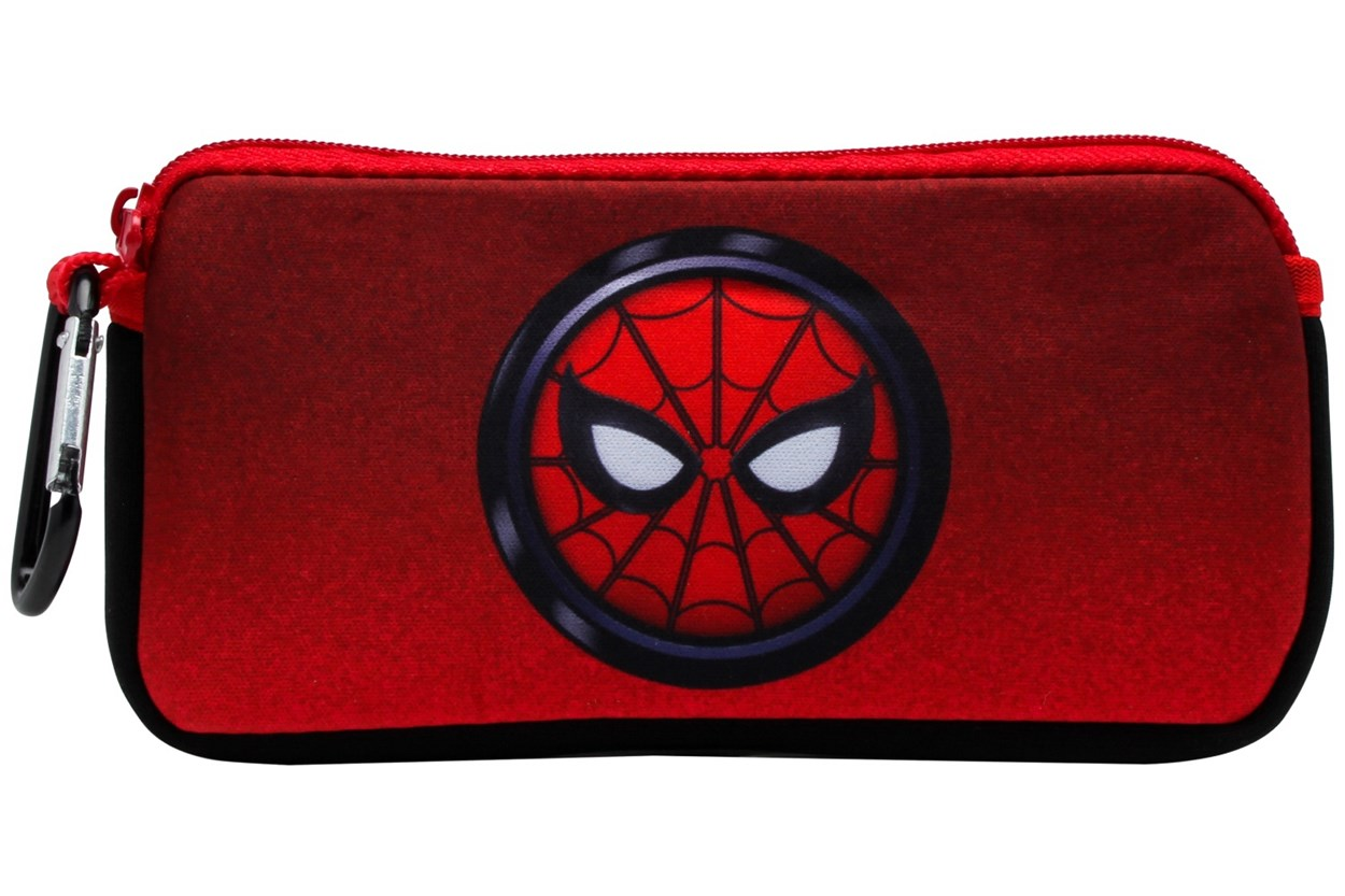 Alternate Image 1 - Spider-Man Spiderman CPSMM204 Black Sunglasses