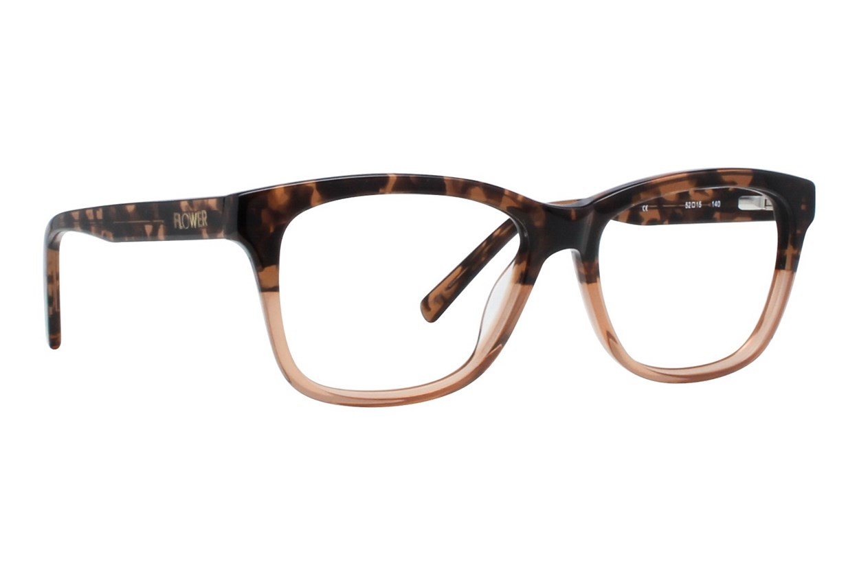 Flower Eyewear FLR6010 - Lucy Tortoise Eyeglasses