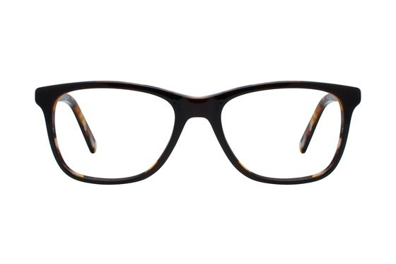Flower Eyewear FLR6015 - Skylar Brown Eyeglasses