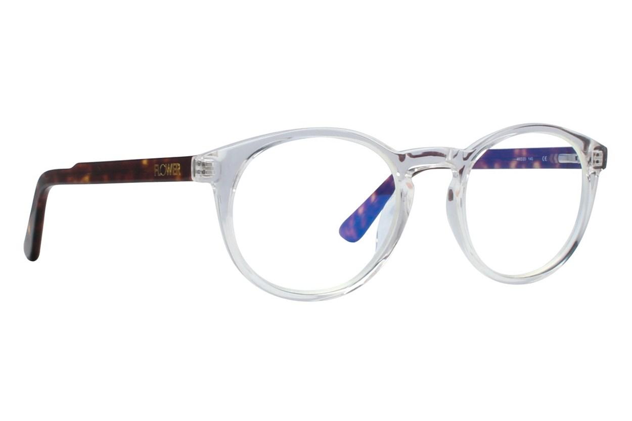 Flower Eyewear FLRBR101-Daisy Clear ComputerVisionAides