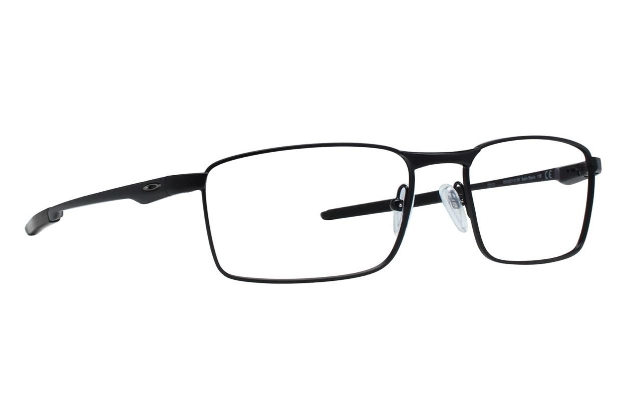 Oakley Fuller (55) Black Eyeglasses