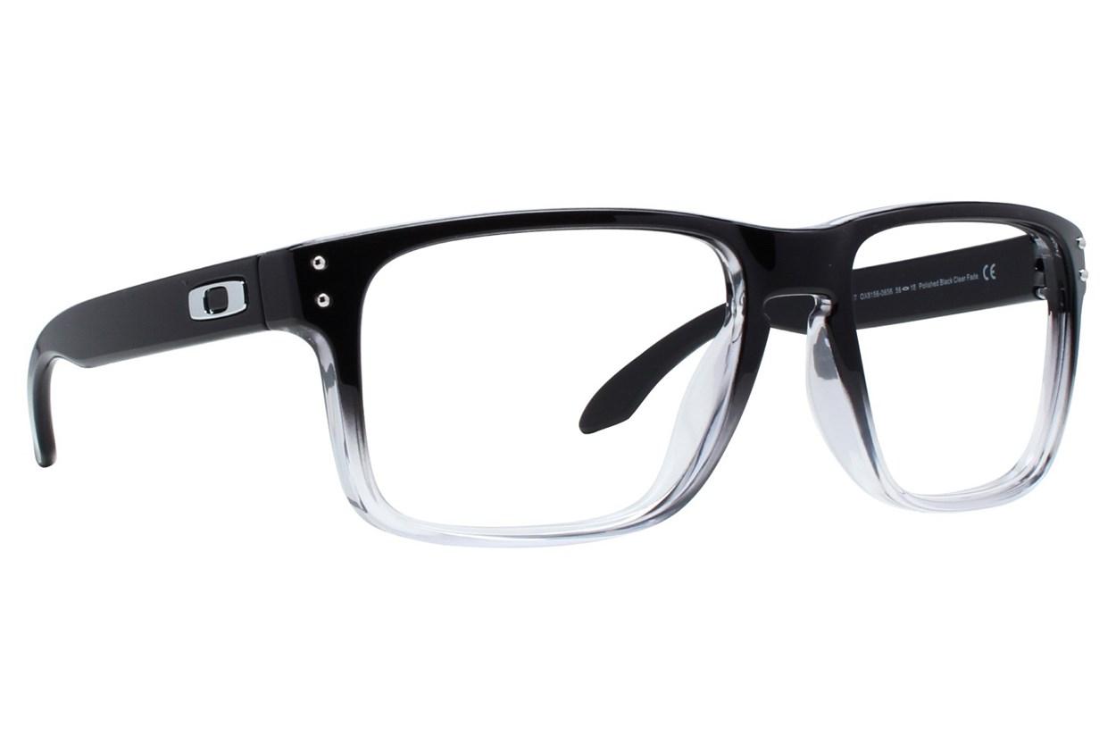 Oakley Holbrook RX (56) Clear Eyeglasses