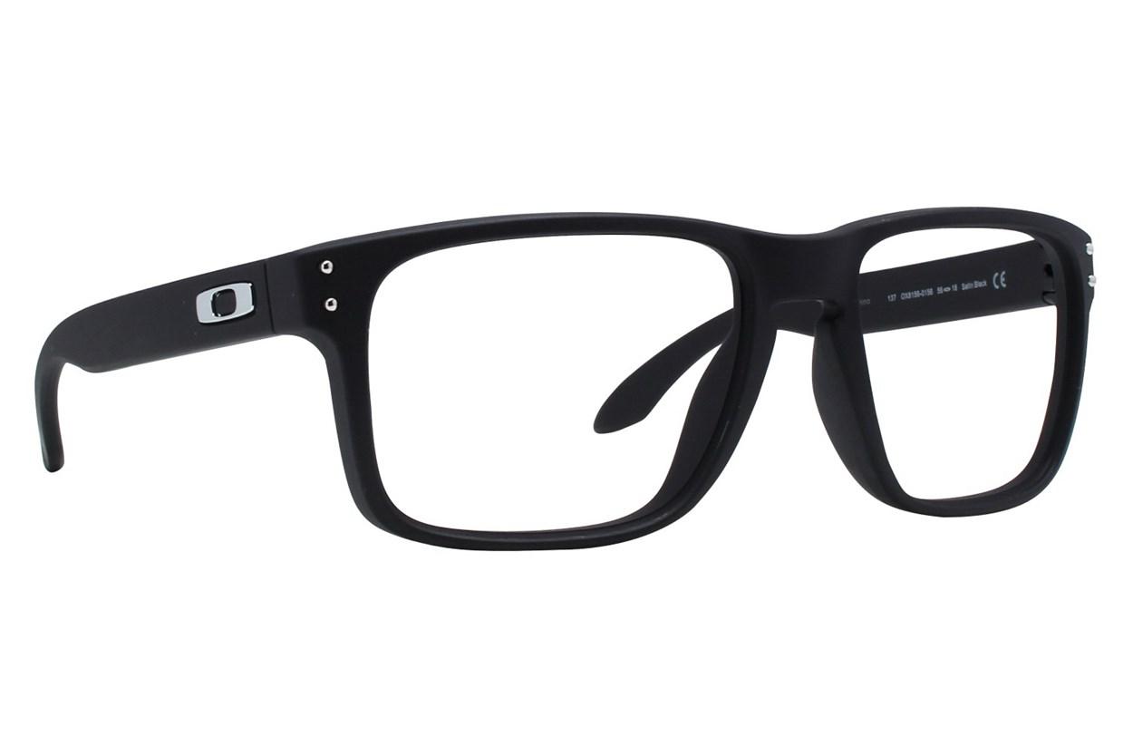 Oakley Holbrook RX (56) Black Eyeglasses