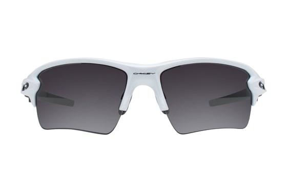 Oakley Flak 2.0 XL White Sunglasses