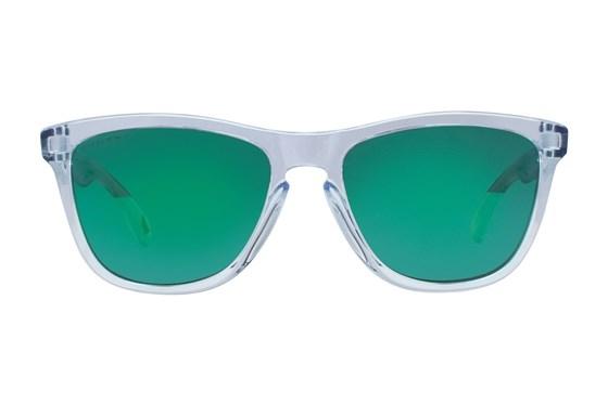 Oakley Frogskin Clear Sunglasses