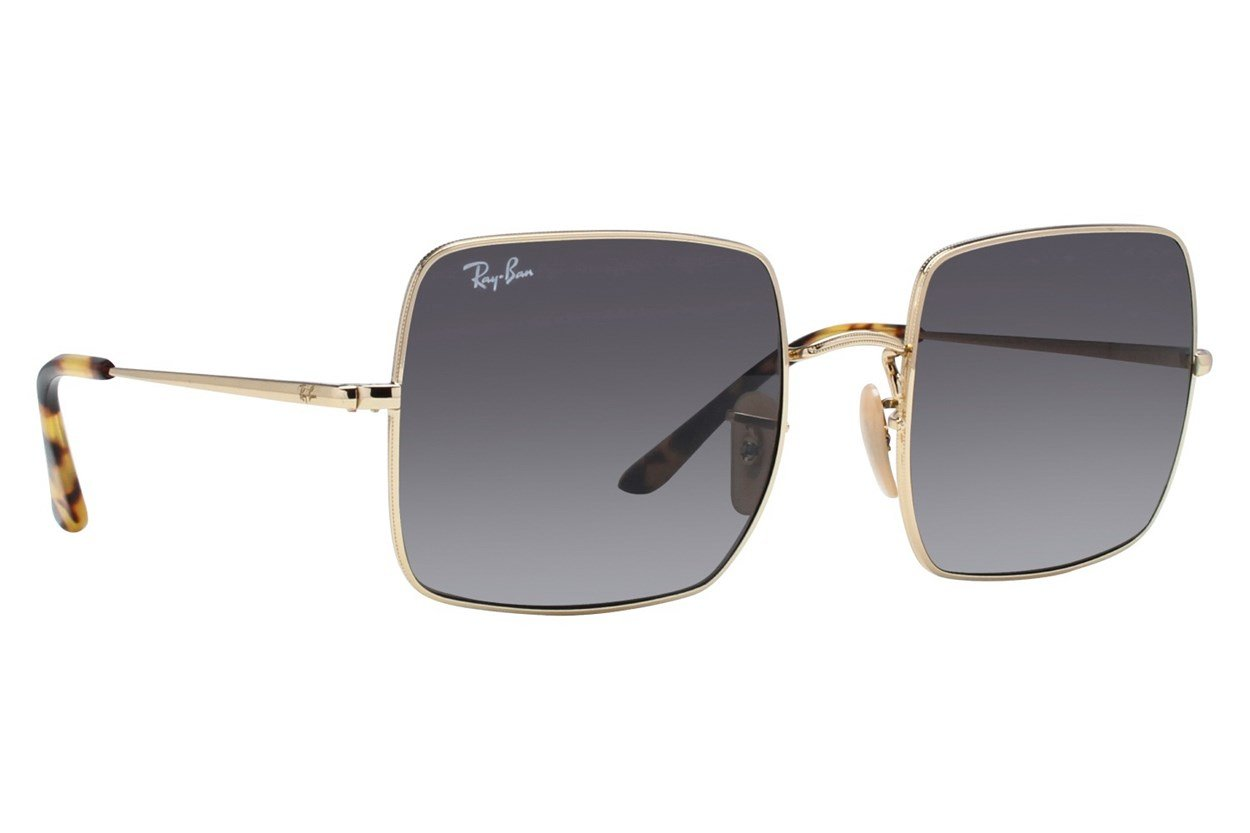 Ray-Ban® RB1971 Gold Sunglasses