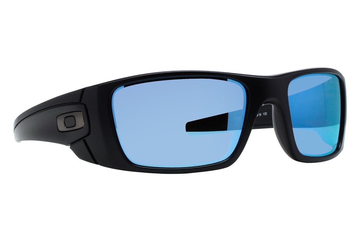 Oakley Fuel Cell Black Sunglasses