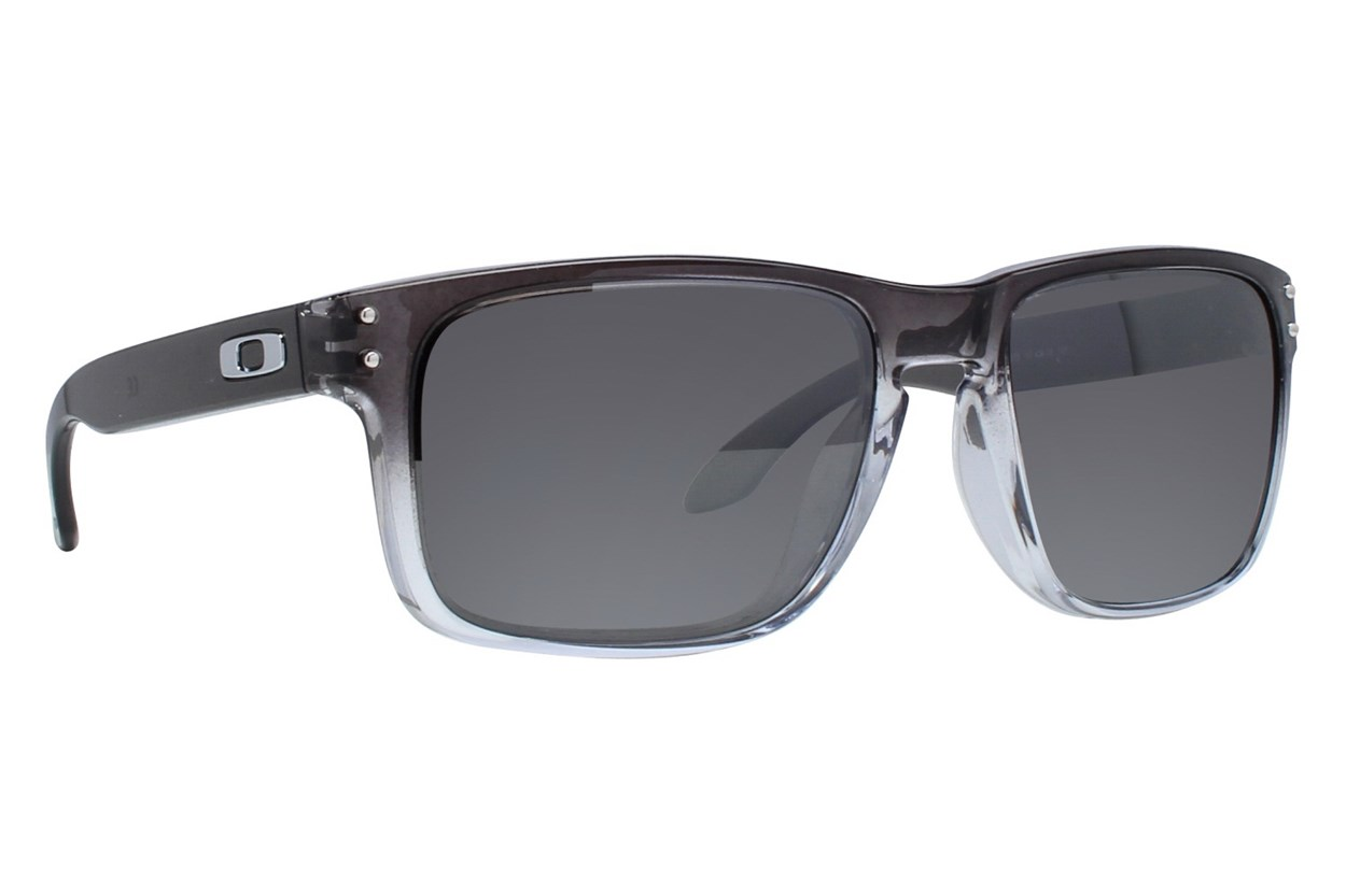 Oakley Holbrook Gray Sunglasses