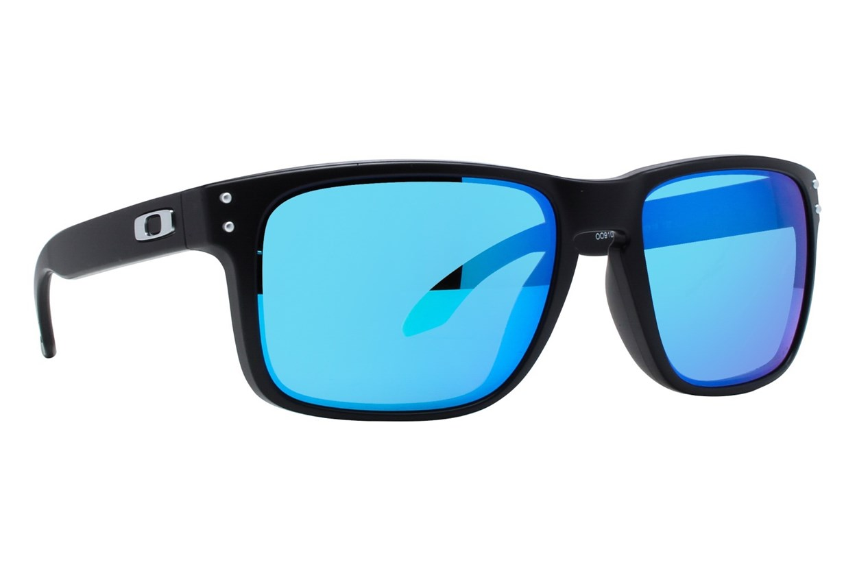 Oakley Holbrook Black Sunglasses