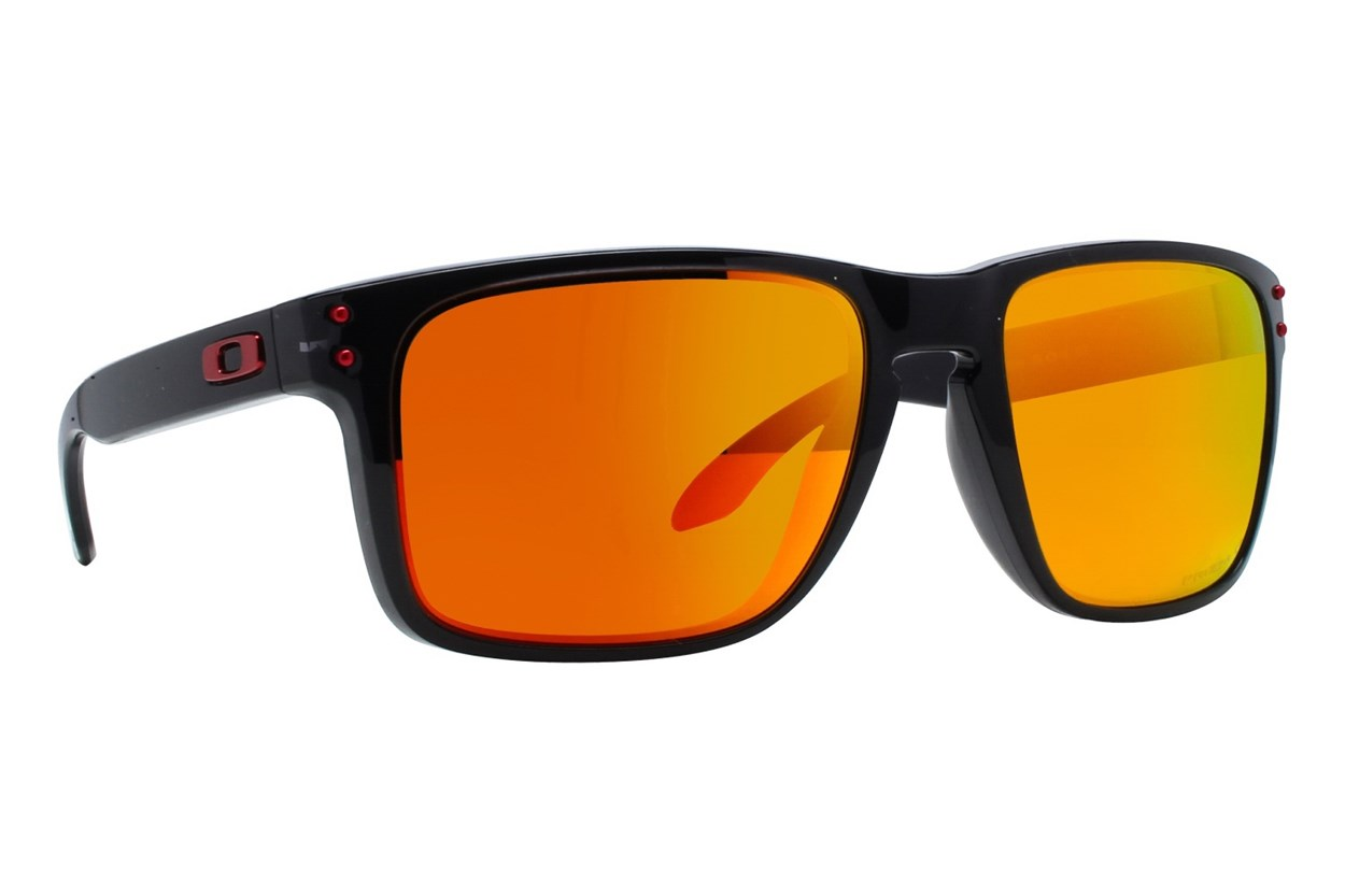 Oakley Holbrook XL Black Sunglasses