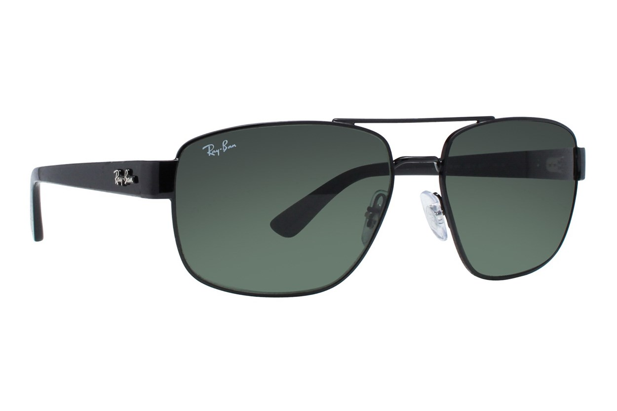 Ray-Ban® RB3663 Black Sunglasses