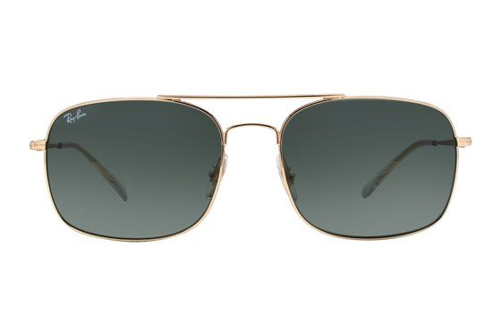 Ray-Ban® RB3611 Gold Sunglasses