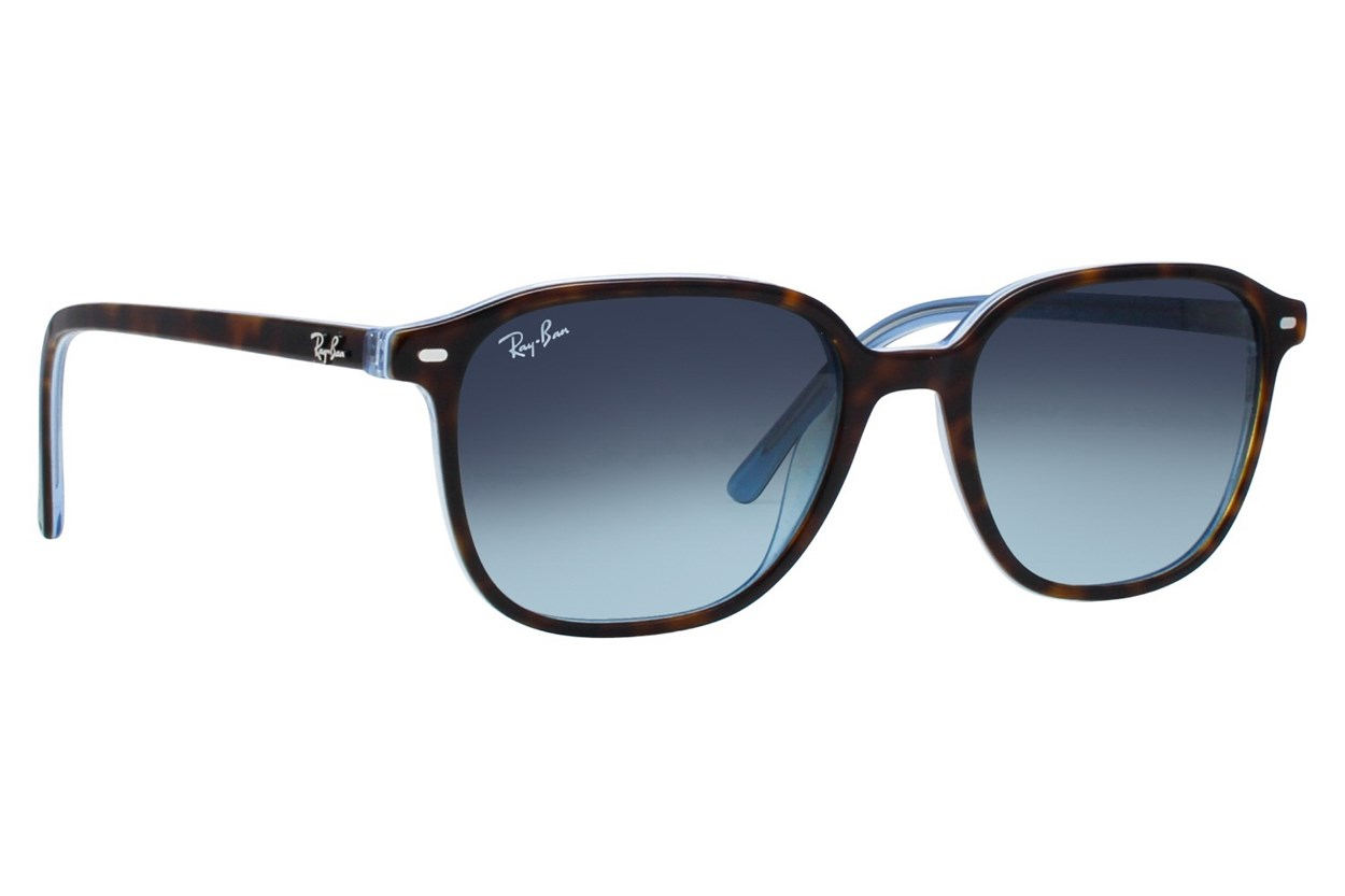 Ray-Ban® RB2193 Leonard Tortoise Sunglasses