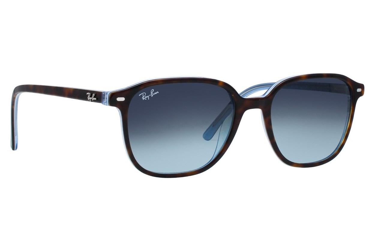 Ray-Ban® RB2193 Leonard Tortoise Sunglasses