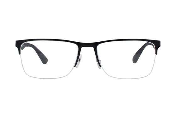 Ray-Ban® RX6335 Black Eyeglasses