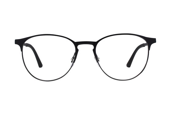 Ray-Ban® RX6375 Black Eyeglasses