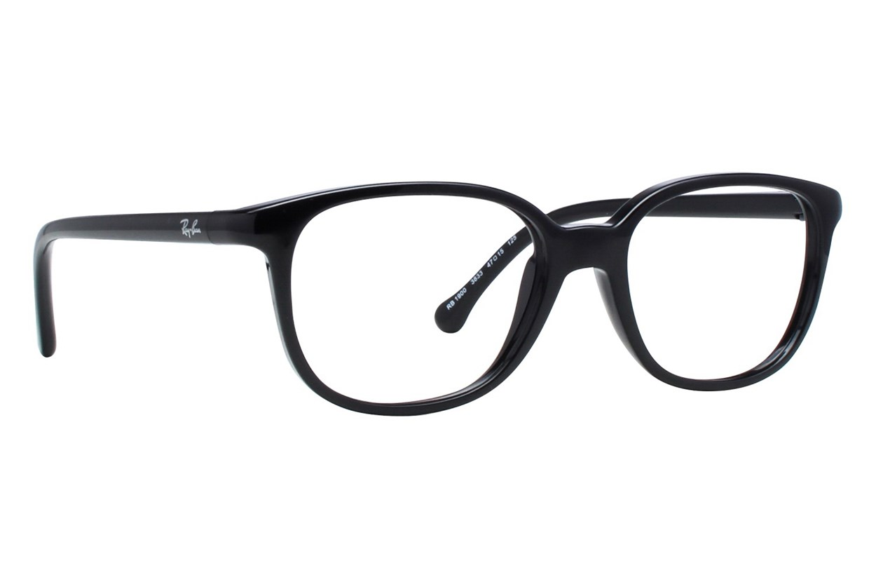 Ray-Ban® Youth RY1900 Black Eyeglasses