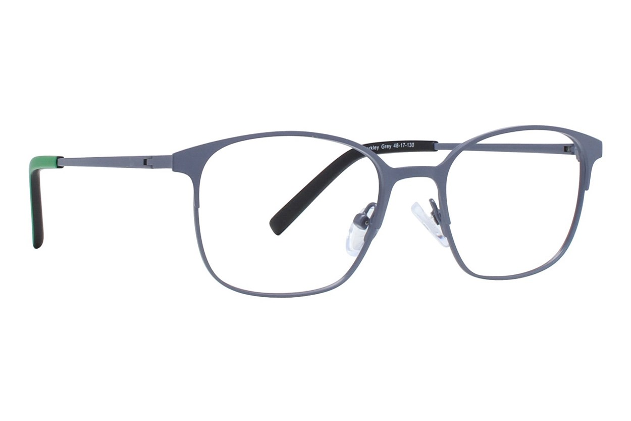 Picklez Barkley Gray Eyeglasses