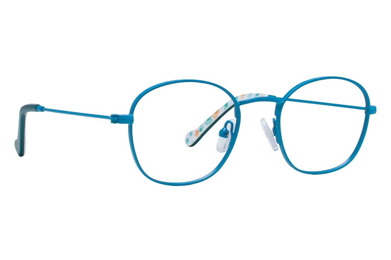 Picklez Dudley Turquoise Eyeglasses