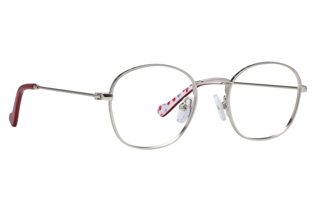 Picklez Dudley Silver Eyeglasses