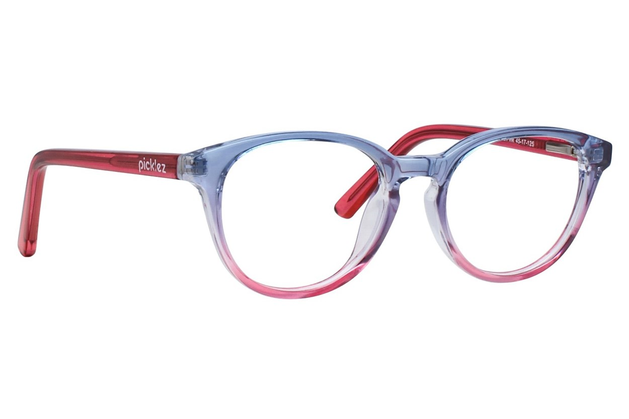 Picklez Luna Blue Eyeglasses