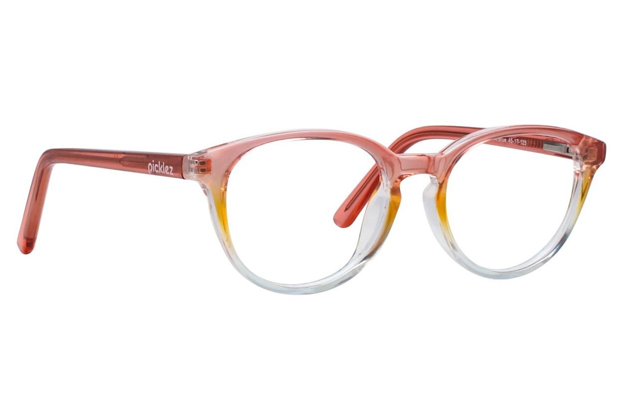 Picklez Luna Pink Eyeglasses