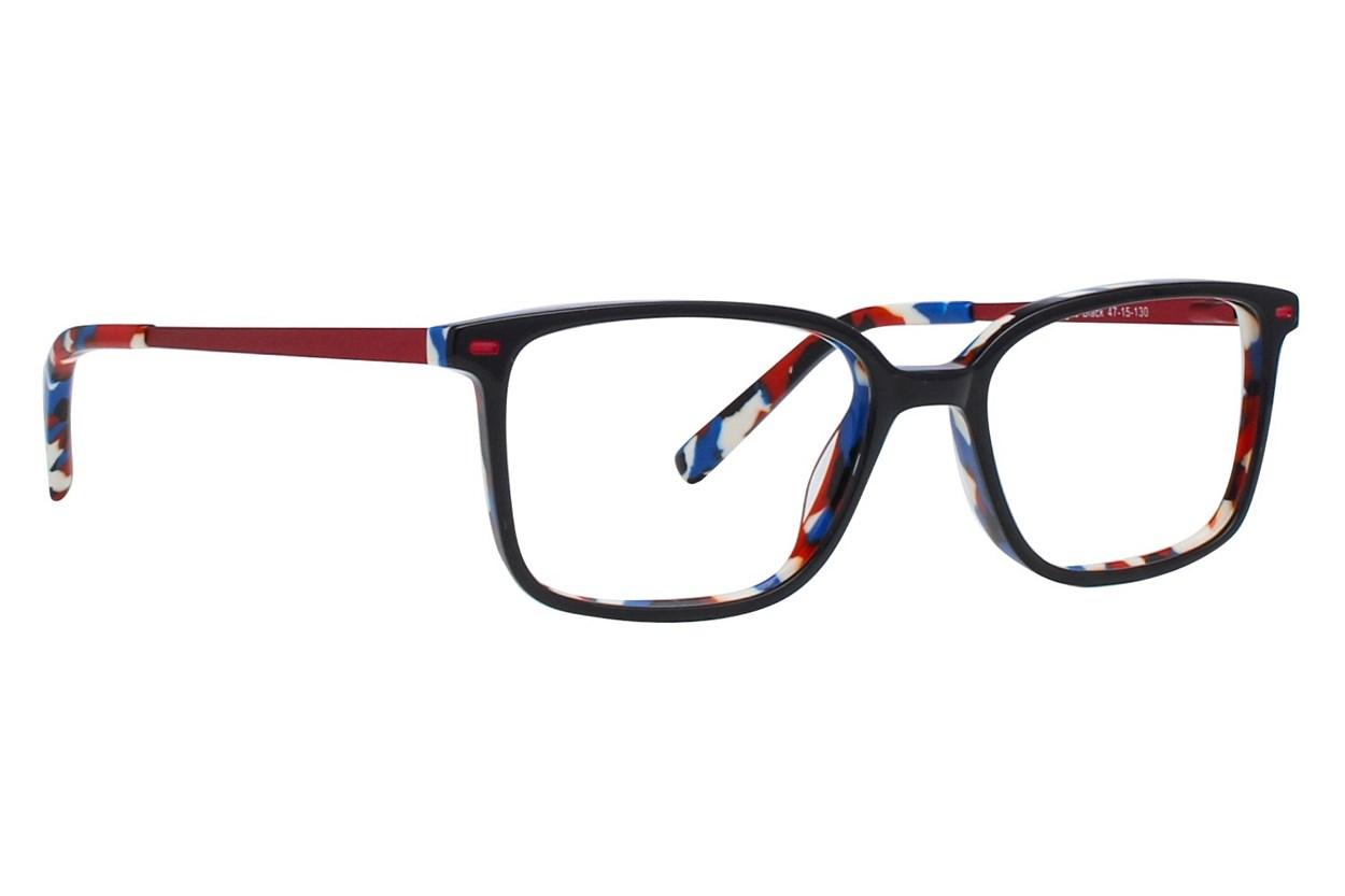 Picklez Angus Black Eyeglasses