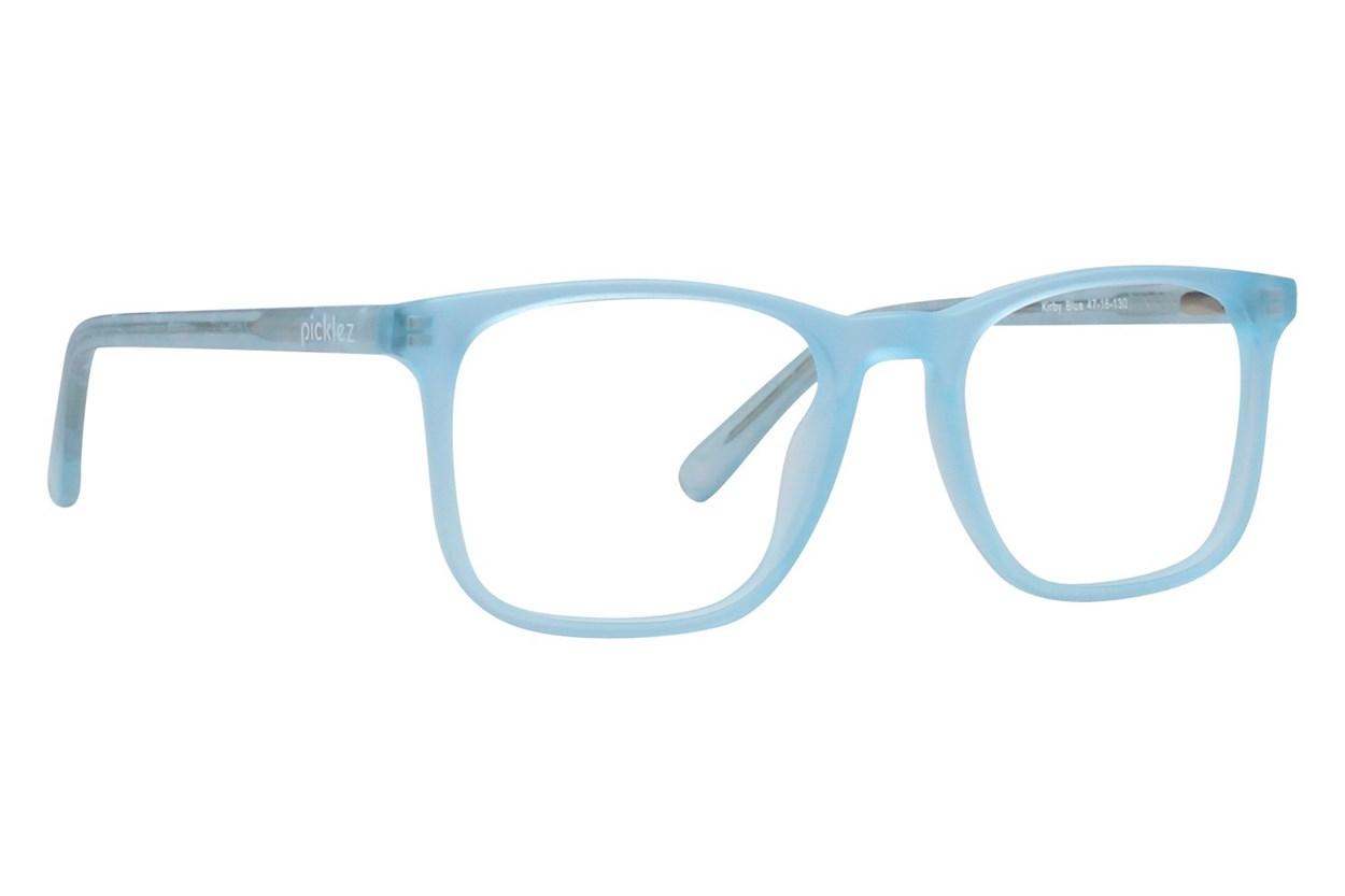 Picklez Kirby Blue Eyeglasses