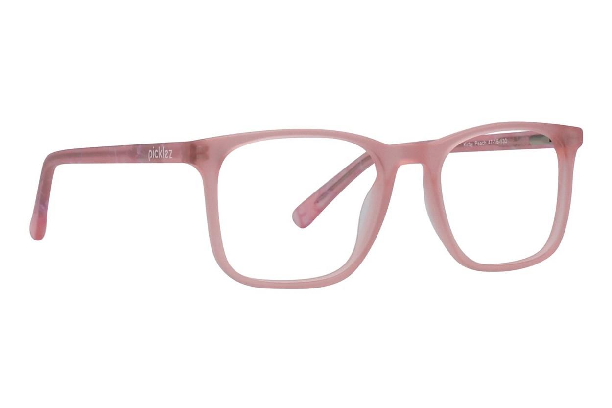 Picklez Kirby Pink Eyeglasses
