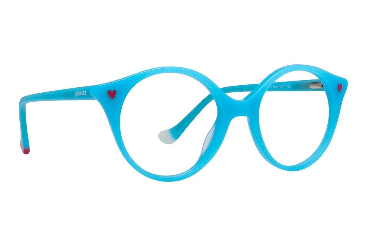 Picklez Sophie Blue Eyeglasses