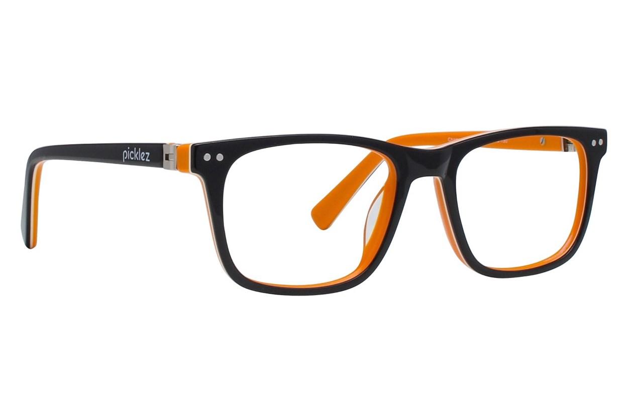 Picklez Champ Black Eyeglasses