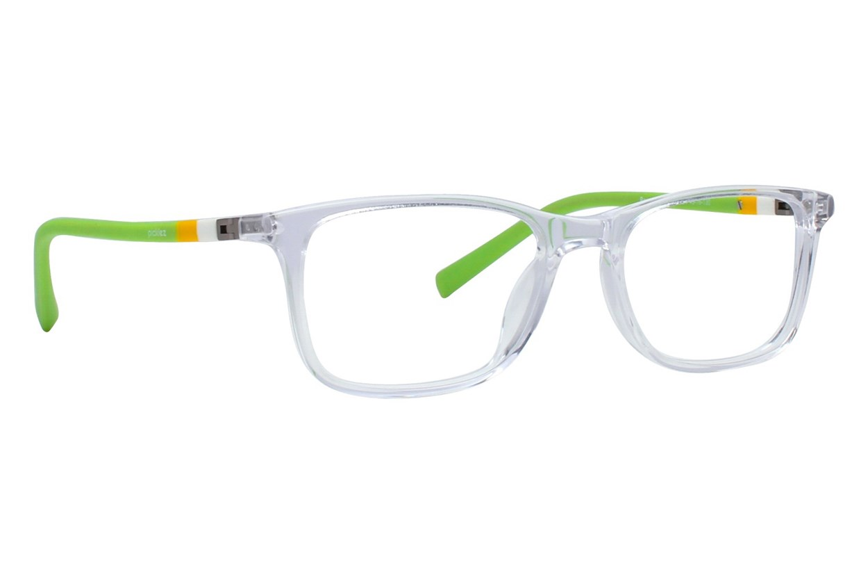 Picklez Bosco Green Eyeglasses