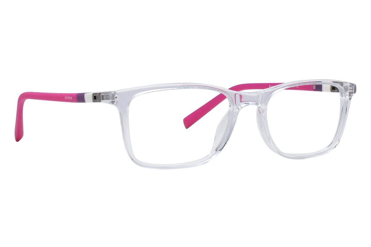 Picklez Bosco Pink Eyeglasses