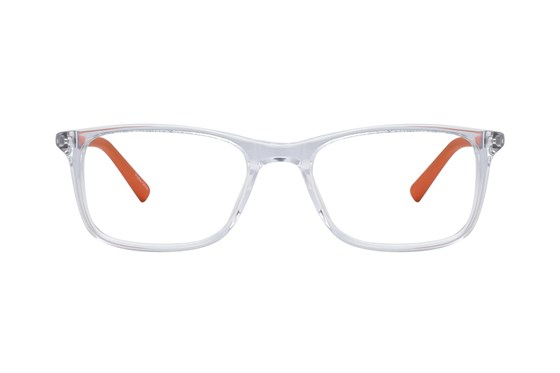 Picklez Bosco Orange Eyeglasses