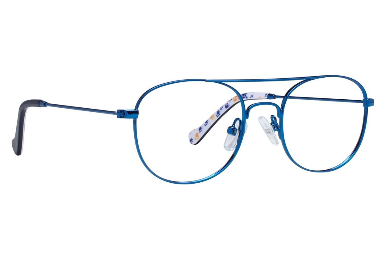 Picklez Ernie Blue Eyeglasses
