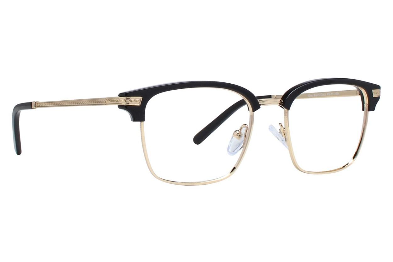 Picklez Otis Black Eyeglasses
